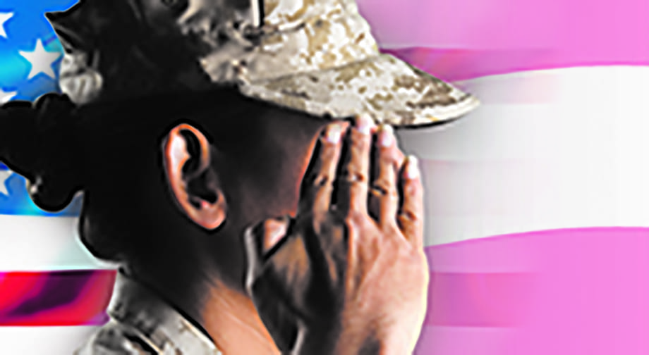 Federal court rules military must accept transgender recruits by January 1