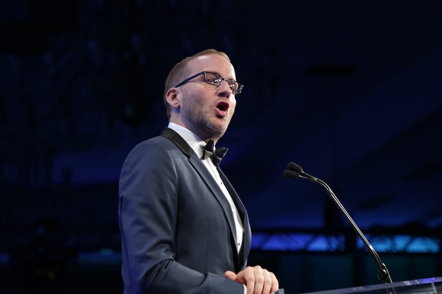 Human Rights Campaign CEO Chad Griffin