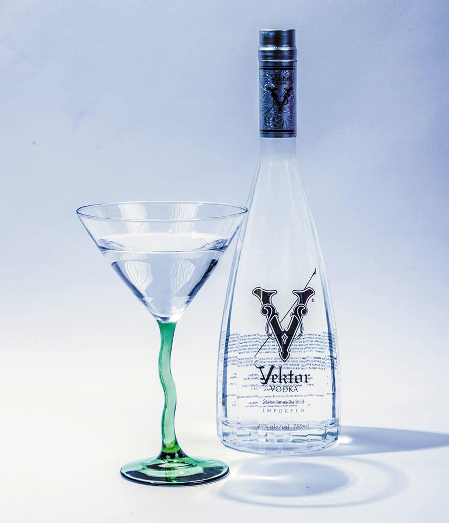 VEKTOR-Vodka