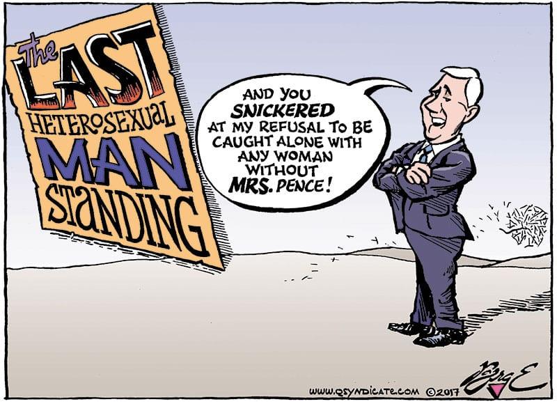 Editorial Cartoon • 12-01-17