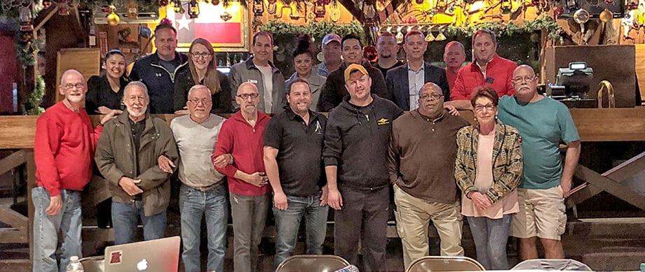 Tavern Guild donates to beneficiaries