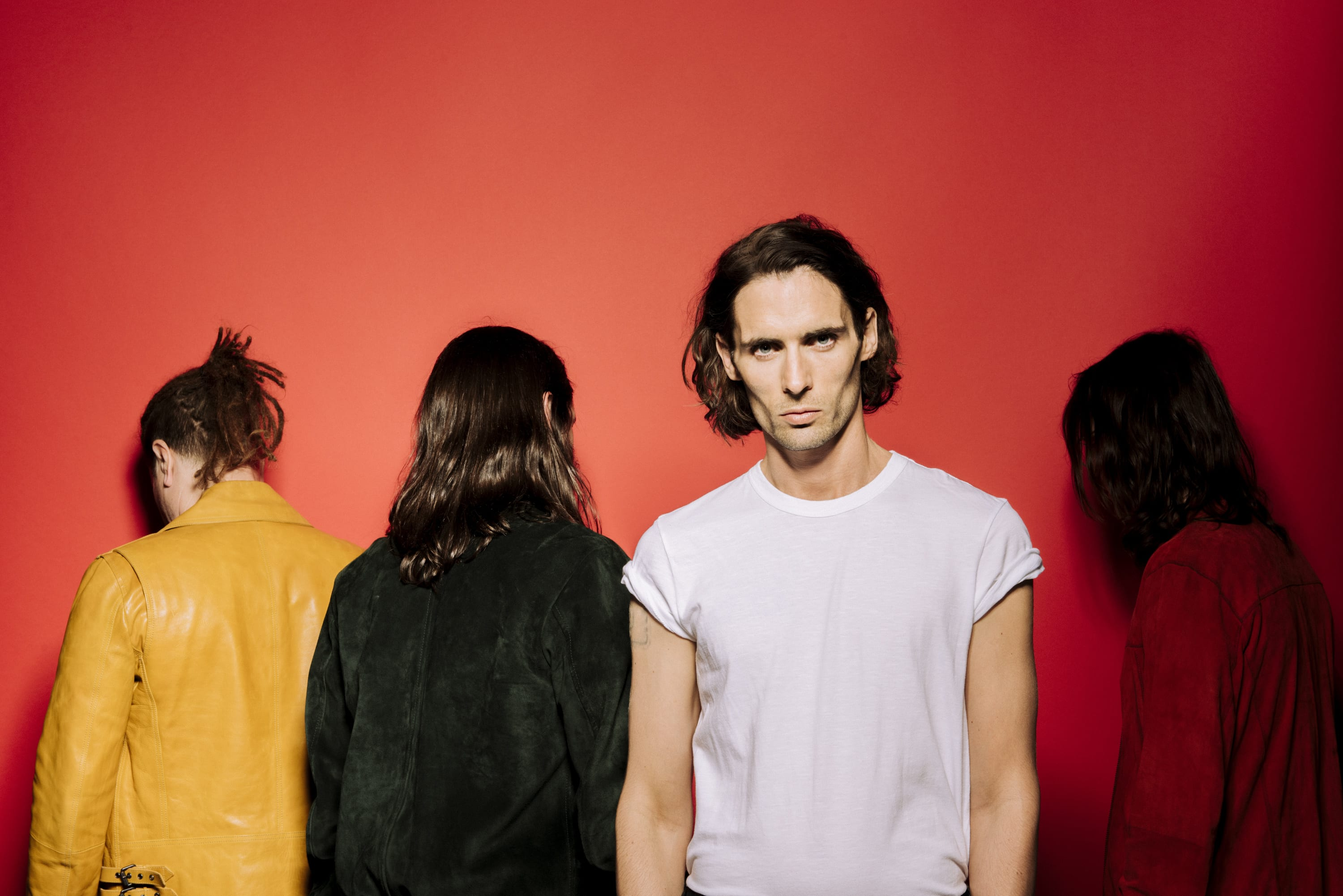 Freedom through femininity: Tyson Ritter of All-American Rejects
