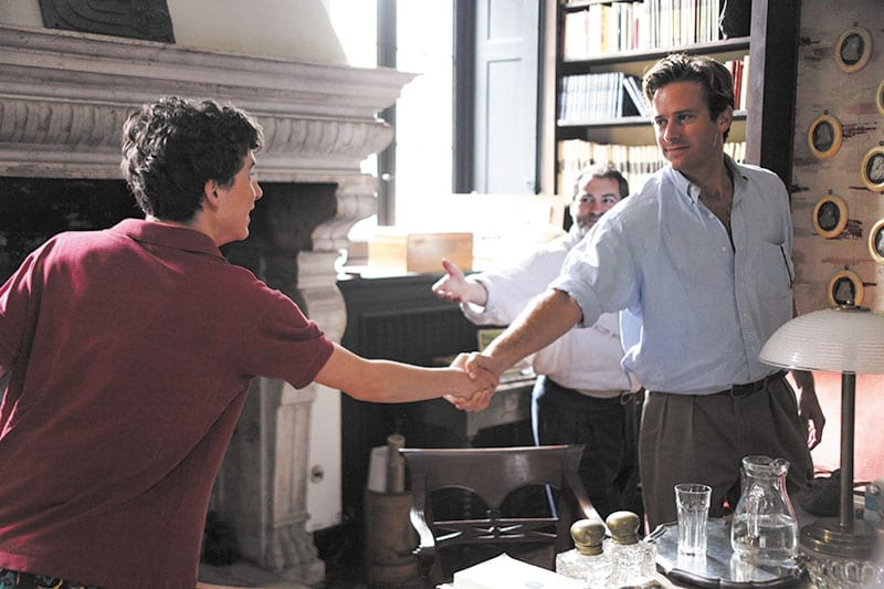 Gay critics name 'Call Me By Your Name' best film of the year