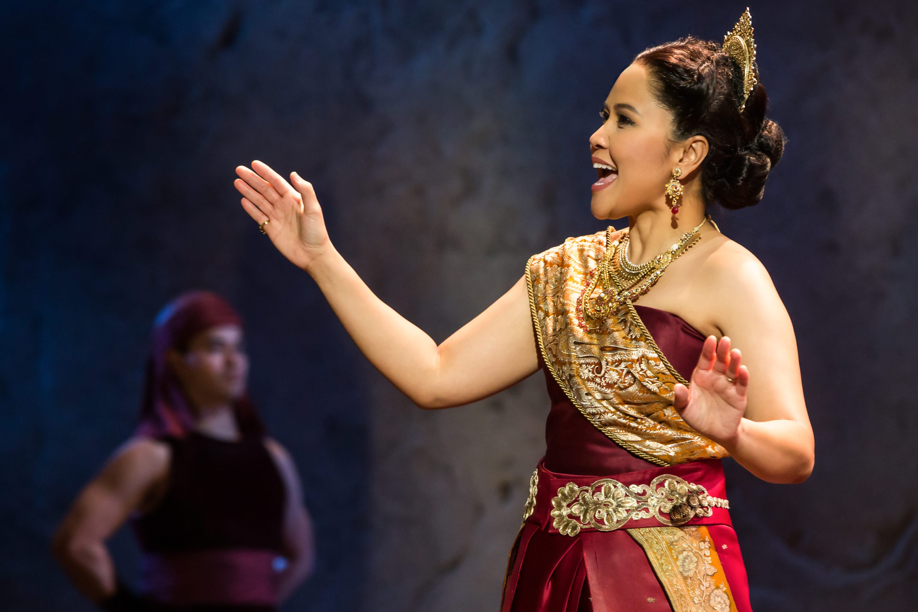 STAGE REVIEW: 'The King & I'