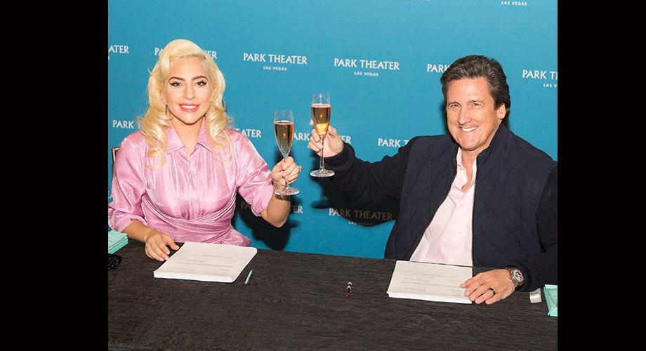Gaga announces Vegas residency