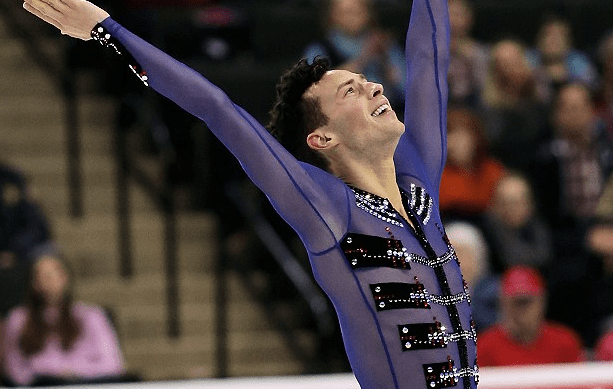 The Gay Blade: Bulletins from rinkside at the U.S. Figure Skating Championships