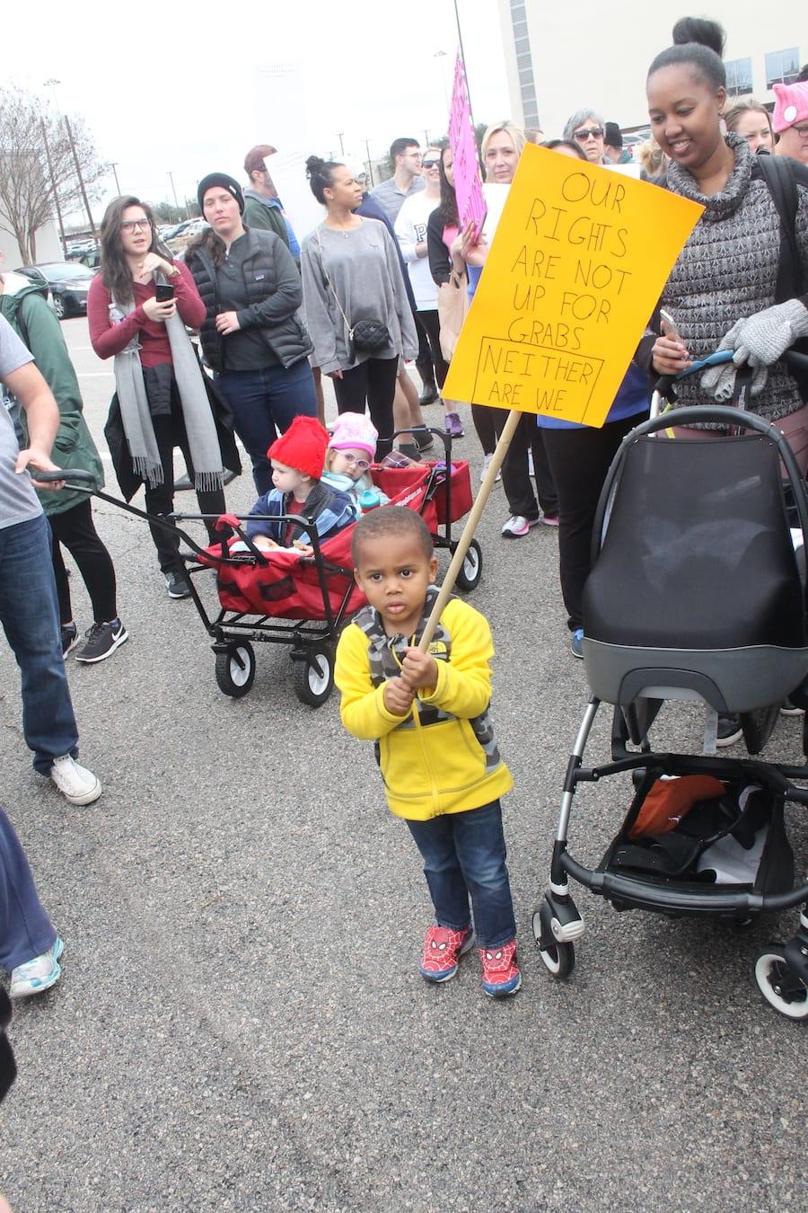 UPDATE: Two protests in Dallas call for Trump's impeachment