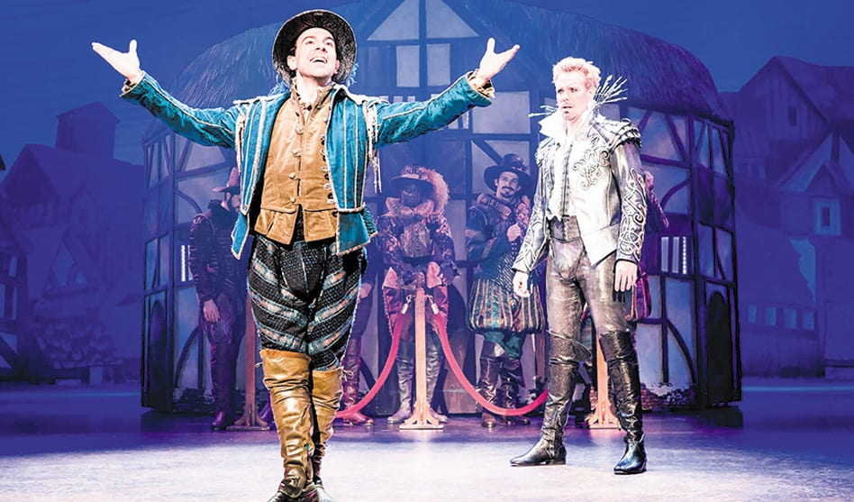 'Something Rotten' redux — still a hoot