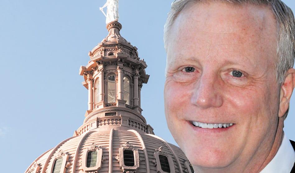Marriage equality  plaintiff  runs for  state Senate