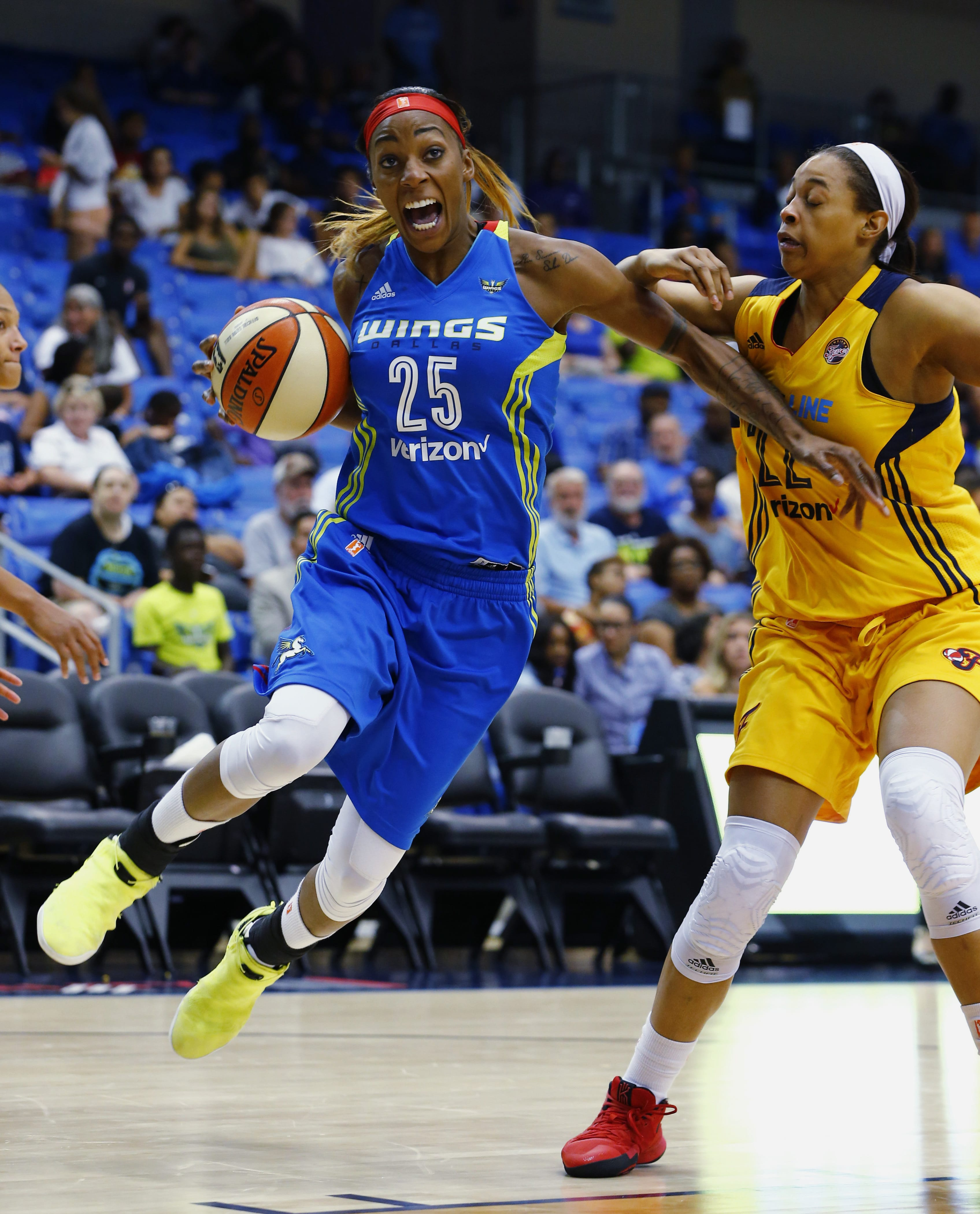 Dallas Wings announce 2018 schedule