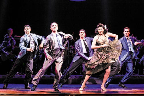 STAGE REVIEW: 'On Your Feet'