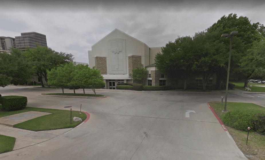 Dallas church's motives for LGBT event questioned