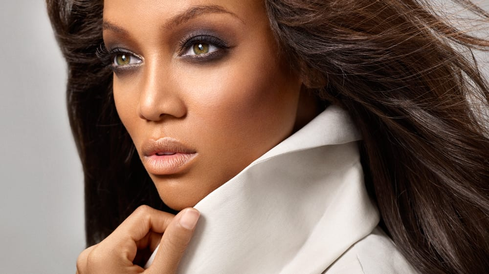 You're still in the running to meet Tyra Banks