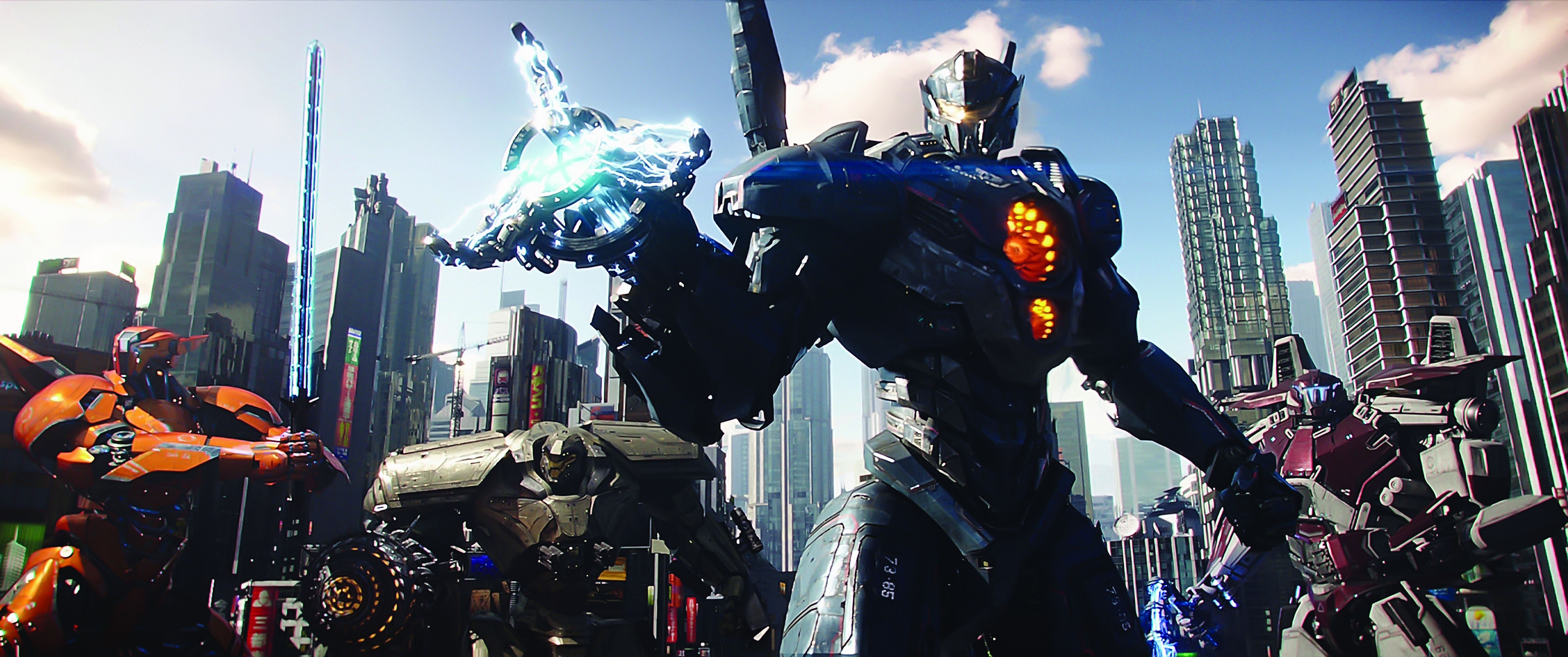 REVIEW: 'Pacific Rim: Uprising'