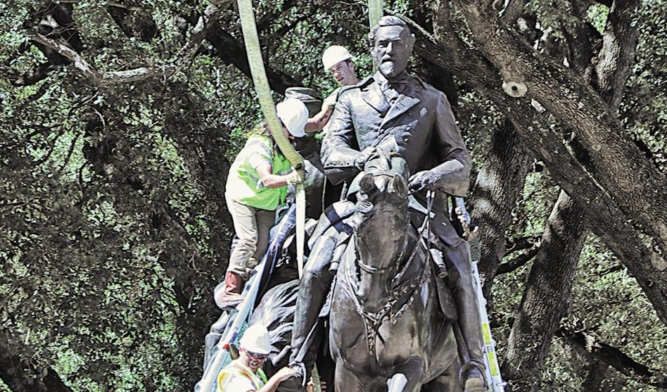 Confederate monument debate continues
