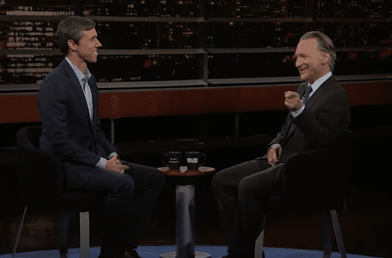 WATCH: Beto O'Rourke looks impressive on 'Real Time with Bill Maher'
