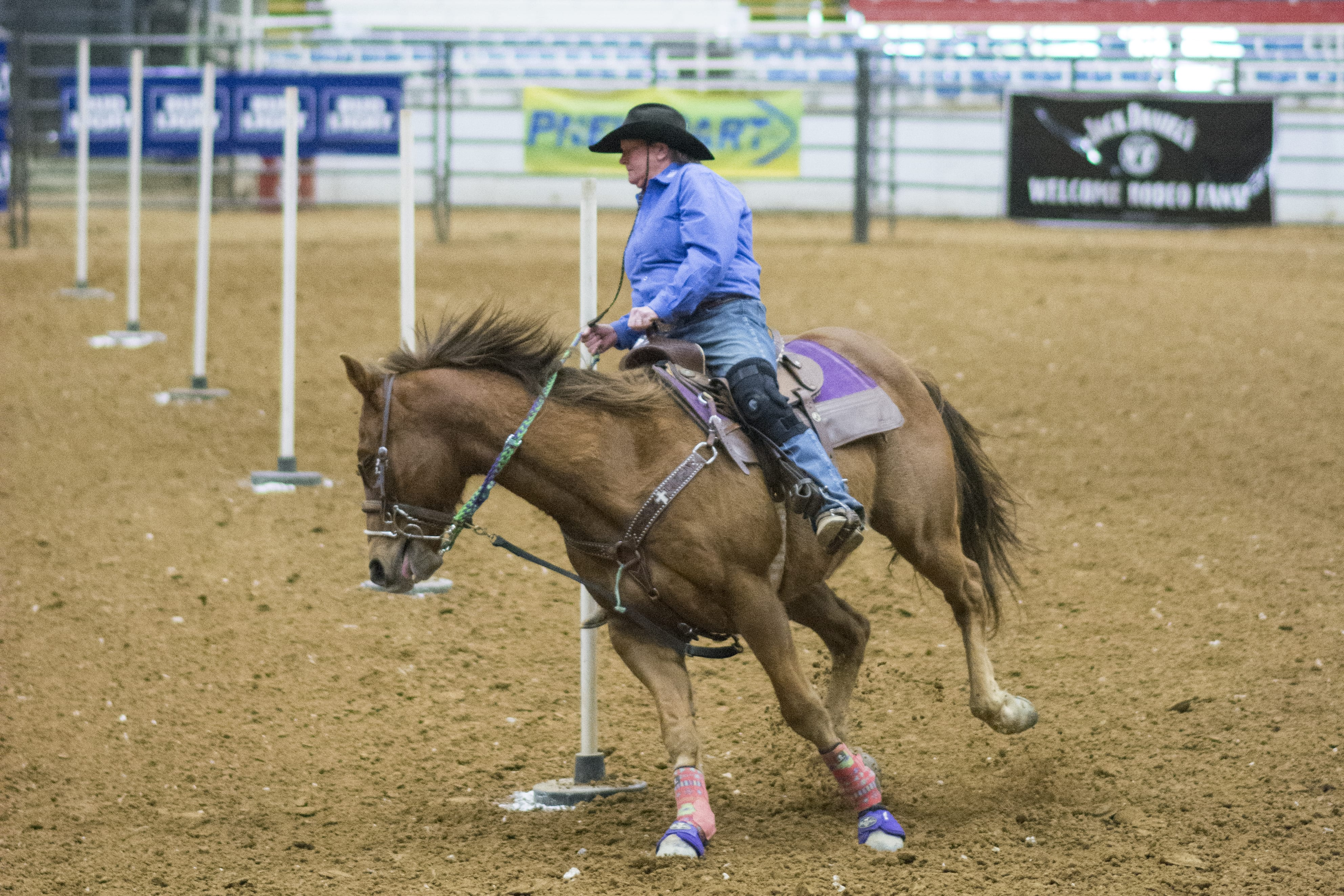 PHOTOS: TGRA's 35th Annual Texas Traditions Rodeo (3 of 6)