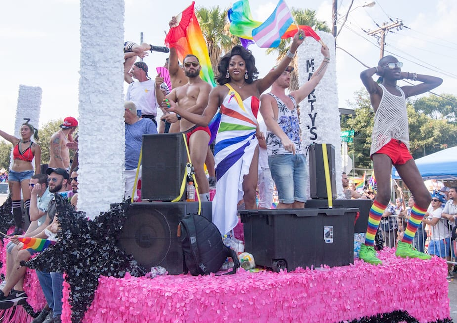 Pride parade announces honorary grand marshals and theme