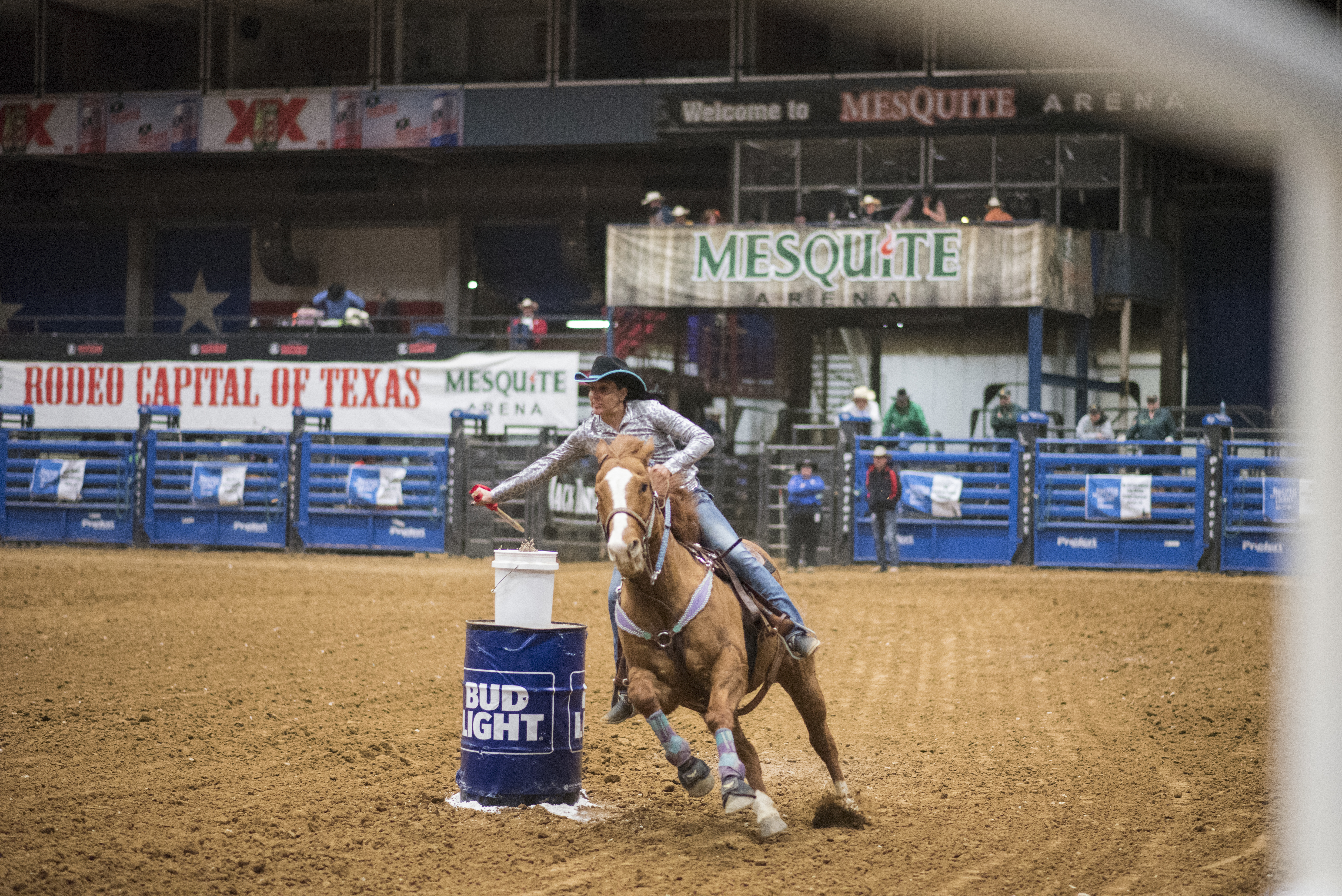PHOTOS: TGRA's 35th Annual Texas Traditions Rodeo (5 of 6)