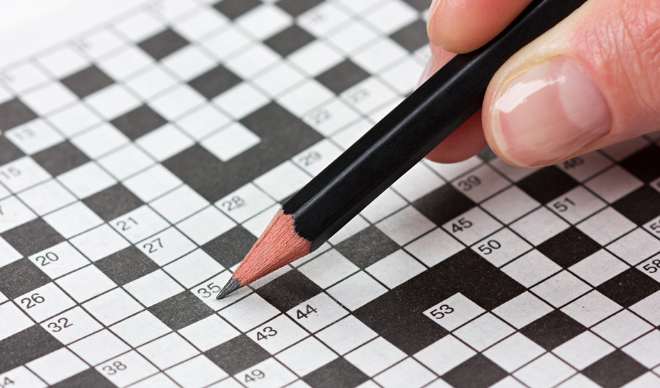 Crossword Puzzle • 04-13-18