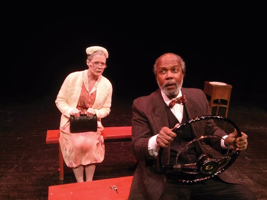 Closing performance of 'Driving Miss Daisy' benefits Holocaust Museum