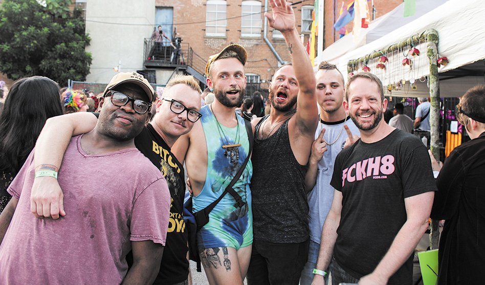 Fundraising kicks off for QueerBomb 2018