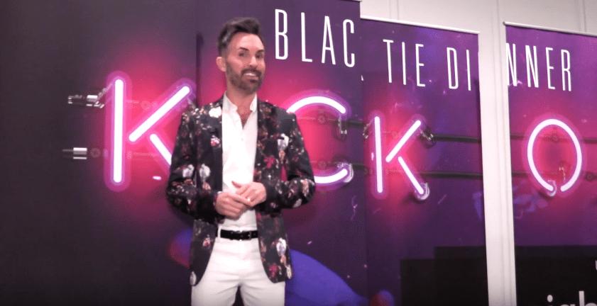 DVtv On The Scene: Black Tie unveils 2018 theme, beneficiaries