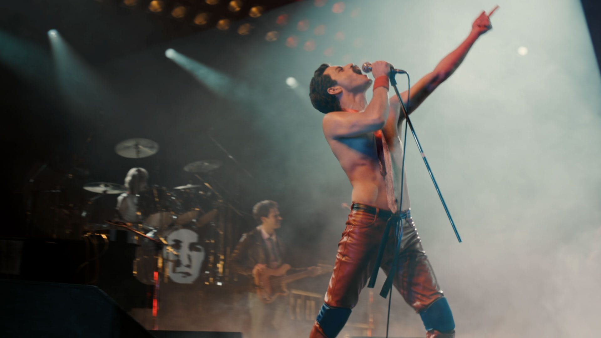 WATCH: Queen feature film, 'Bohemian Rhapsody,' drops poster, art, trailer