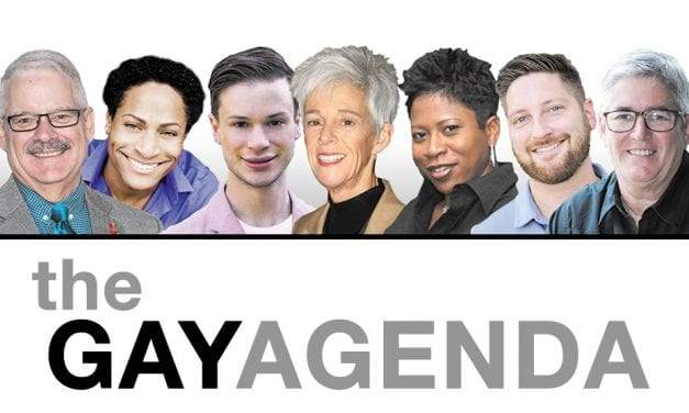 Gay Agenda • 05-25-18