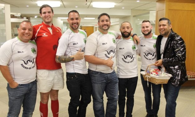Lost Souls Rugby headed to Bingham Cup