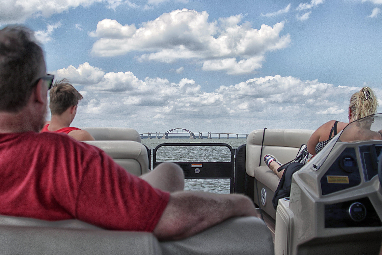 Fun on Lake Lewisville: I discover Freedom Boat Club - Dallas Voice