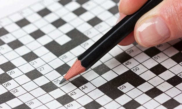 Crossword Puzzle • 05-17-19