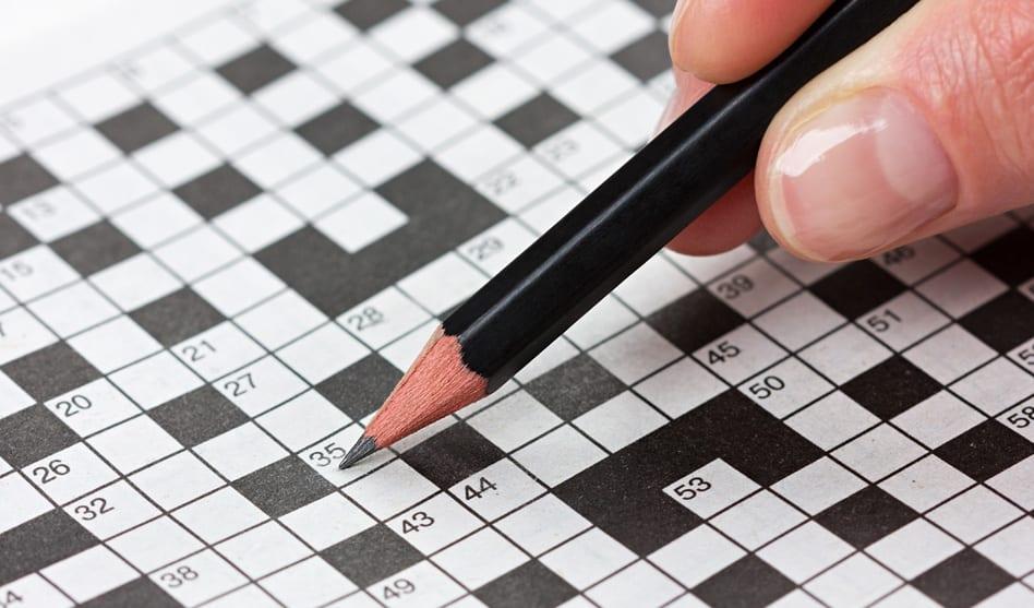 Crossword Puzzle • 06-29-18