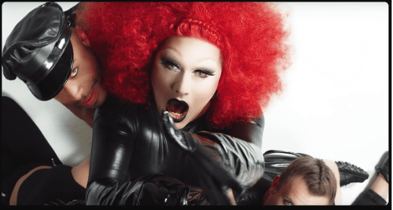 WATCH: Jinkx Monsoon music video with Fred Schneider