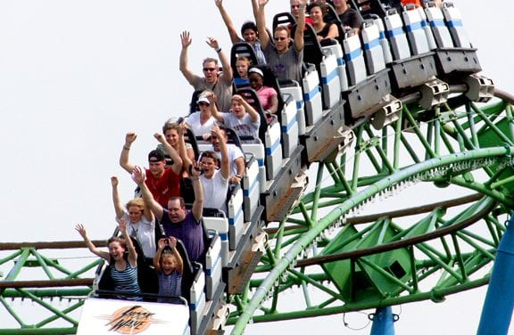 Get your tickets for Gay Day at Six Flags