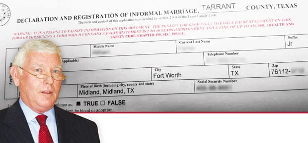 UPDATED: Tarrant County Clerk reverses stance on same-sex couple's common-law marriage