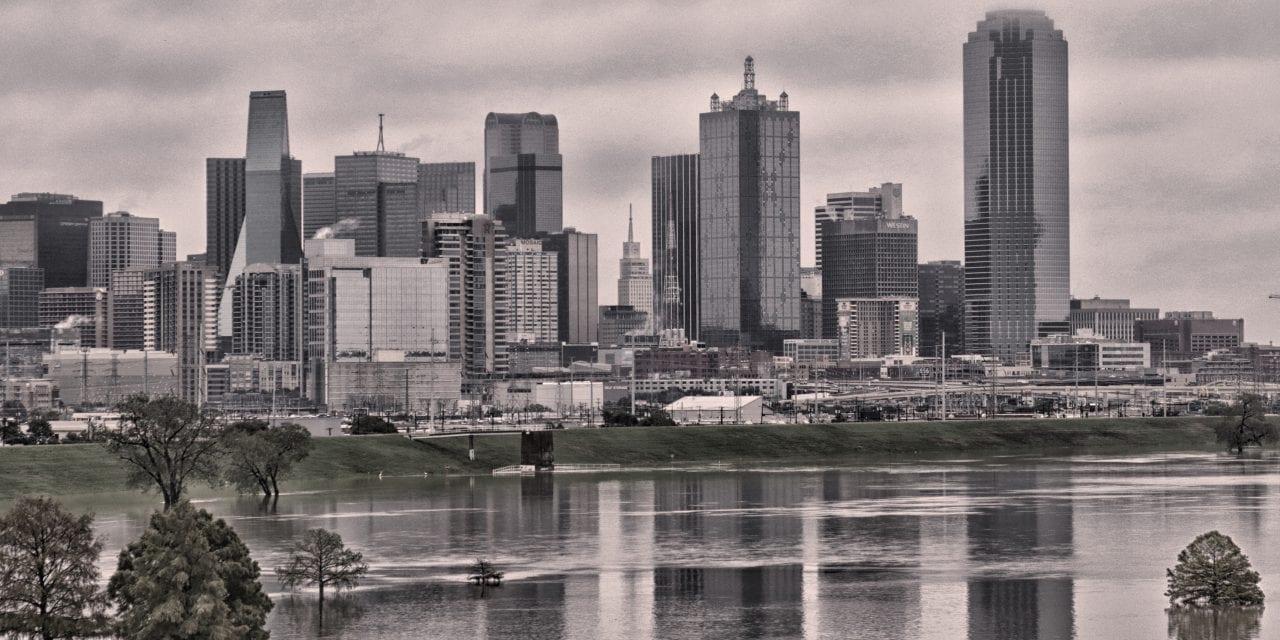 PHOTOS: Trinity River at flood levels