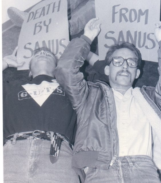 Tossback Tuesday: G*U*T*S stopped Sanus from withholding treatment
