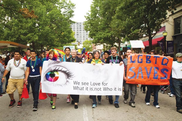 Saving LGBTQ youth