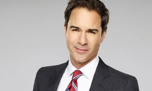 Eric McCormack's comedic (r)evolution