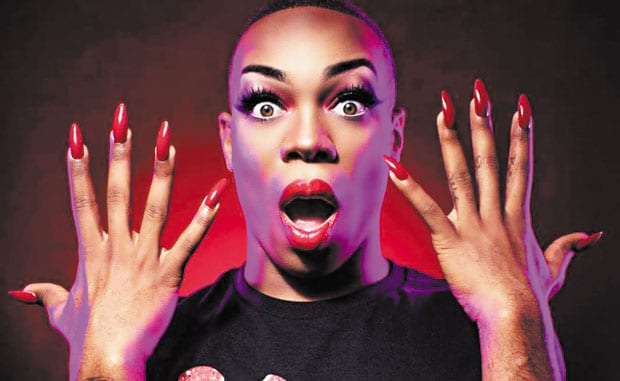 WATCH: Todrick Hall's new video, 'Fag'