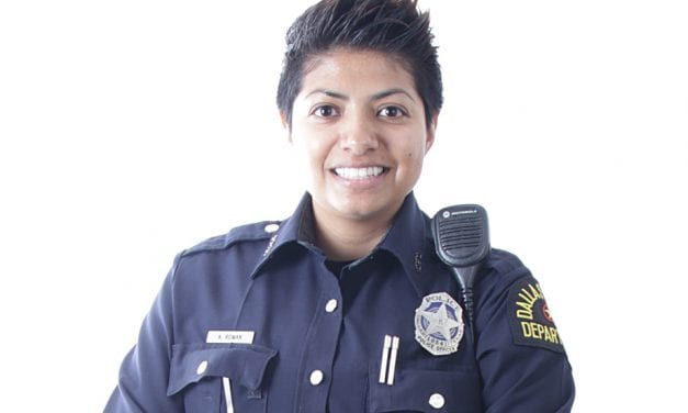 DPD's LGBTQ liaison Amber Roman moving to new position