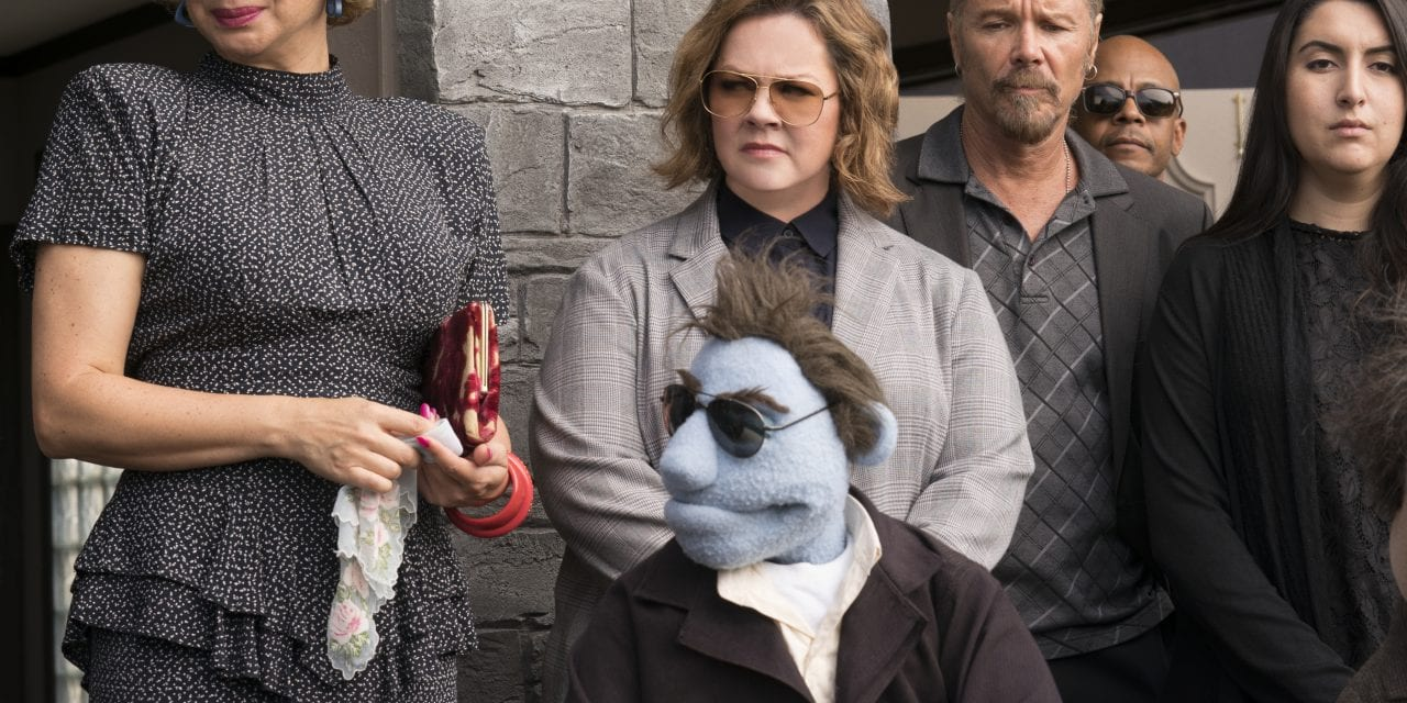 REVIEW: 'The Happytime Murders'