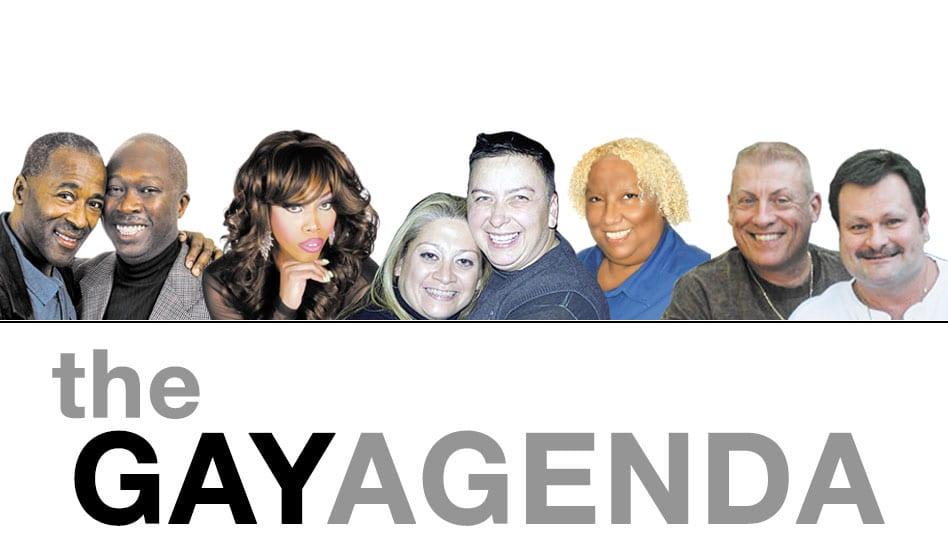 Gay Agenda • 08-31-18