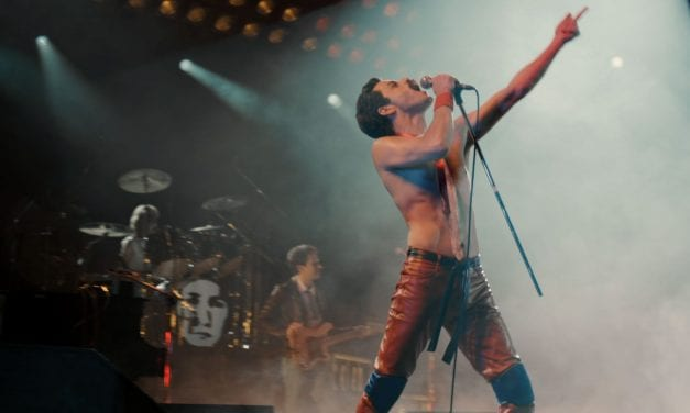 WATCH: Queen feature film, 'Bohemian Rhapsody,' drops poster, art, trailer