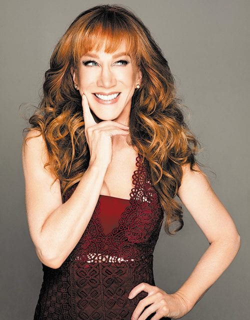 Kathy Griffin: A star is reborn
