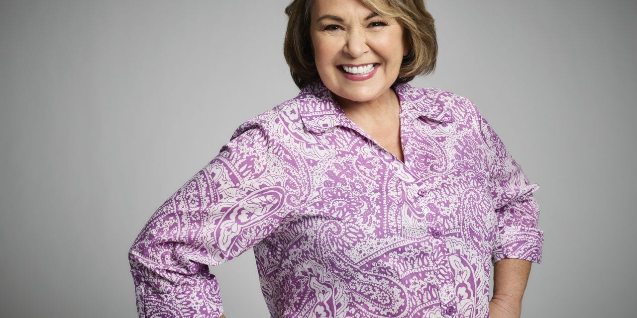 ABC cancels hit 'Roseanne' reboot suddenly,  following racist tweets from Barr