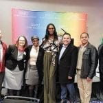 Dominique Jackson, star of Pose, visits SMU