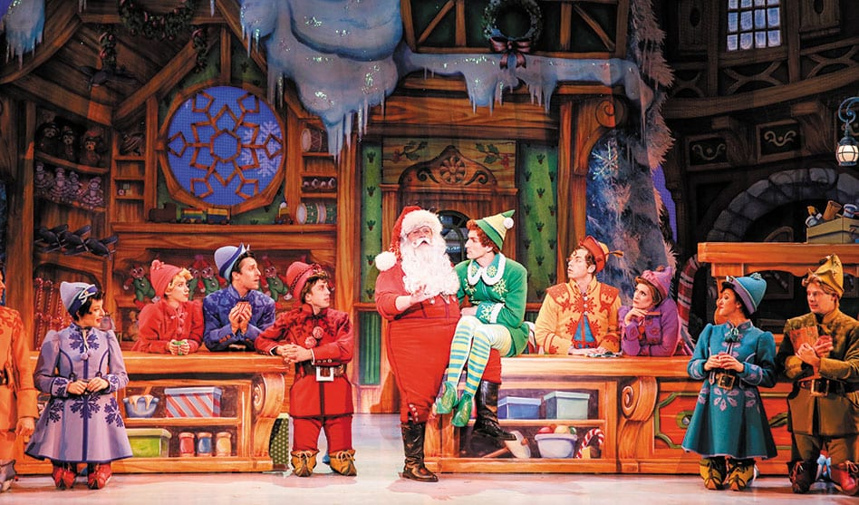 STAGE REVIEW: 'Elf the Musical'