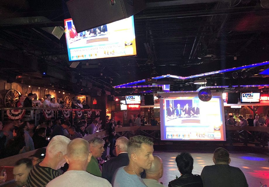PHOTOS: Stonewall Democrats Election Night Watch Party at The Round-Up